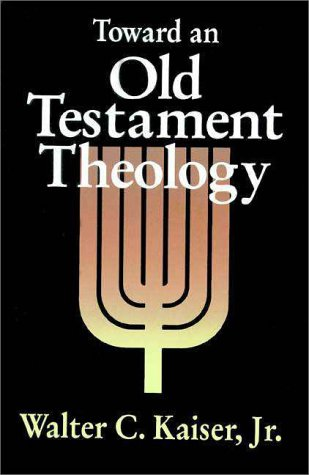 Toward an Old Testament Theology  1991 9780310371014 Front Cover