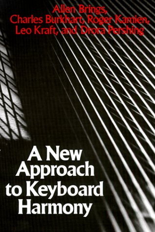 New Approach to Keyboard Harmony   1979 edition cover