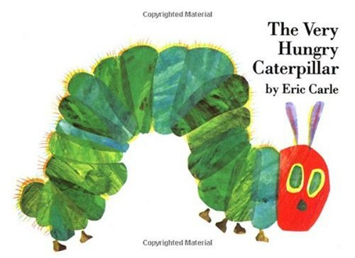 Very Hungry Caterpillar  Mini Edition edition cover