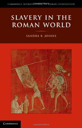 Slavery in the Roman World   2010 edition cover