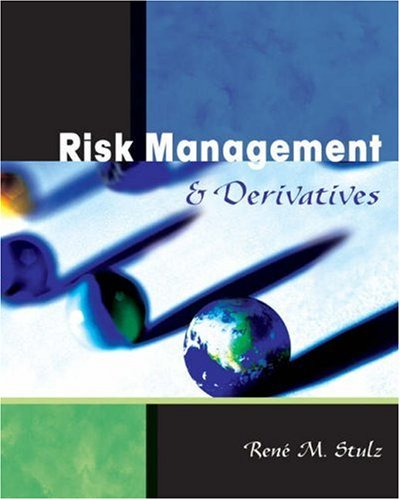 Risk Management and Derivatives   2003 9780538861014 Front Cover