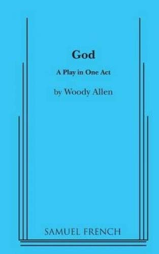 God A Comedy in One ACT  1975 9780573622014 Front Cover