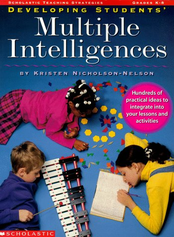 Multiple Intelligences Hundreds of Practical Ideas Easily Integrated N/A edition cover