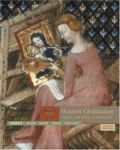 Western Civilization Ideas, Politics and Society 8th 2007 edition cover