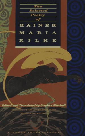 Selected Poetry of Rainer Maria Rilke   1989 edition cover