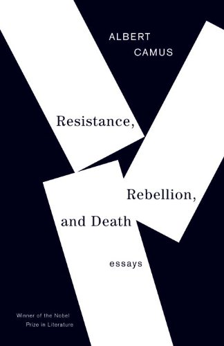 Resistance, Rebellion, and Death  N/A 9780679764014 Front Cover