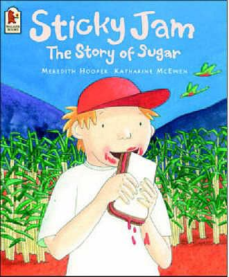 Sticky Jam N/A edition cover