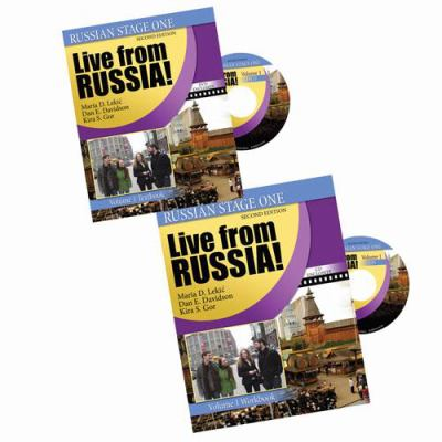 Russian Stage One Live from Russia 2nd 2009 (Revised) edition cover