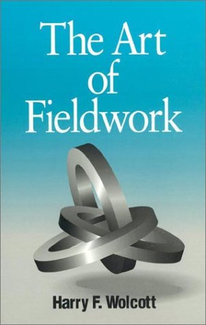 Art of Fieldwork   1995 9780761991014 Front Cover