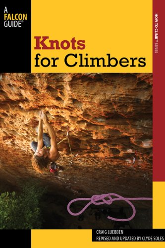 Knots for Climbers  3rd edition cover