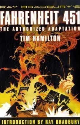Ray Bradbury's Fahrenheit 451 The Authorized Adaptation  2009 edition cover