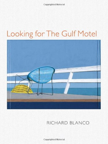 Looking for the Gulf Motel   2012 edition cover