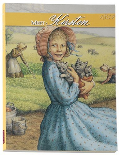Meet Kirsten An American Girl N/A edition cover