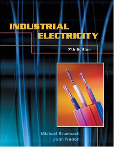 Industrial Electricity  7th 2005 (Revised) 9781401843014 Front Cover