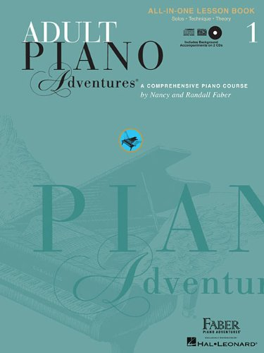 Adult Piano Adventures  N/A edition cover