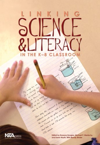 Linking Science and Literacy in the K-8 Classroom  2006 9781933531014 Front Cover