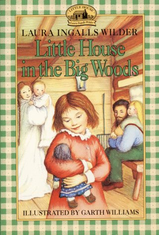 Little House in the Big Woods   1971 edition cover