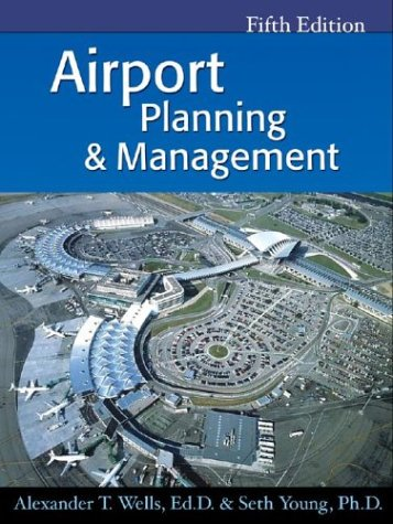 Airport Planning and Management  5th 2004 (Revised) edition cover