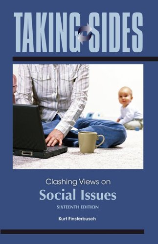 Clashing Views on Social Issues  16th 2011 edition cover