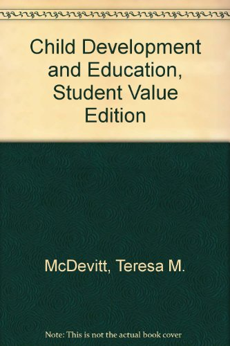 Child Development and Education, Student Value Edition  5th 2013 edition cover