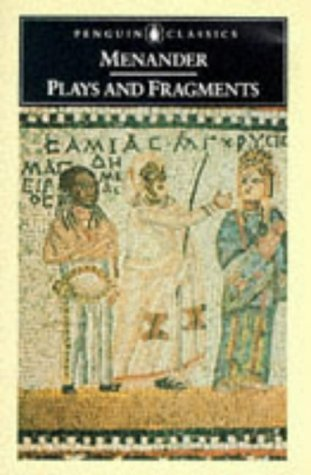 Plays and Fragments   2004 edition cover