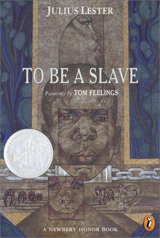 To Be a Slave  30th (Anniversary) edition cover