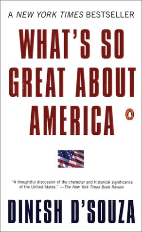What's So Great about America  N/A edition cover