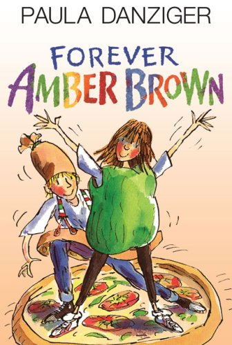 Forever Amber Brown  N/A edition cover