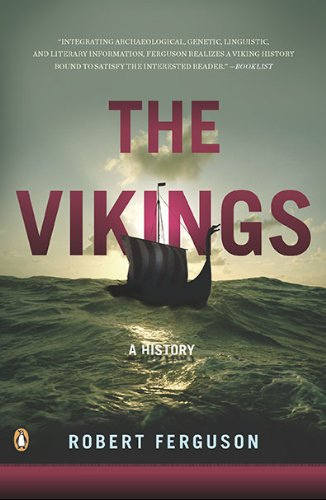 Vikings A History N/A edition cover
