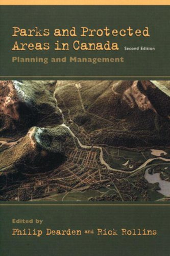 PARKS+PROTECTED AREAS IN CANAD 2nd 2002 edition cover