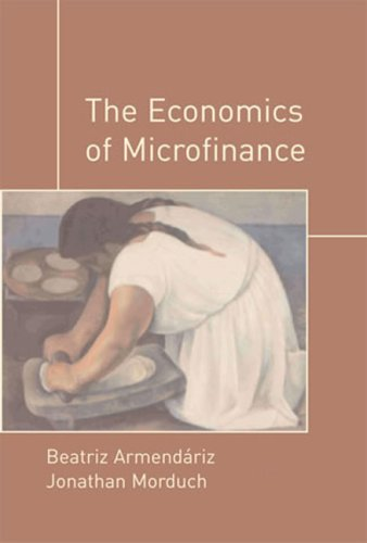 Economics of Microfinance   2007 9780262512015 Front Cover