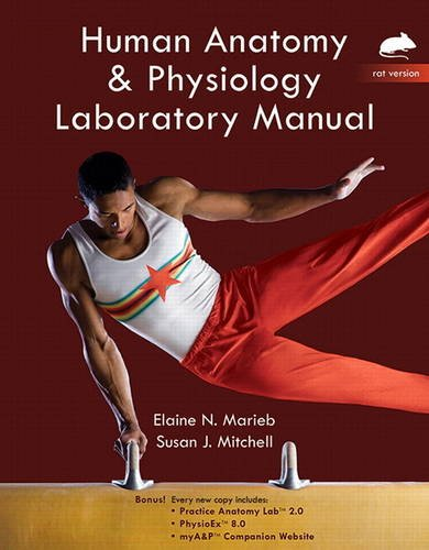 Human Anatomy and Physiology   2013 edition cover