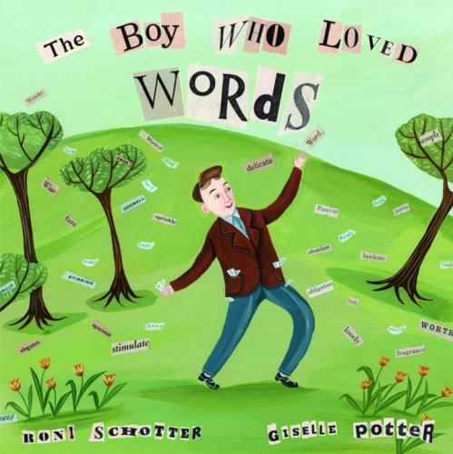 Boy Who Loved Words   2006 edition cover