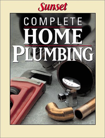 Complete Home Plumbing   2001 (Revised) edition cover