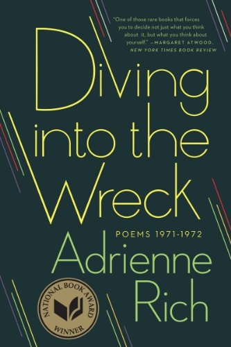 Diving into the Wreck Poems 1971-1972  2013 edition cover