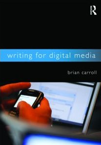 Writing for Digital Media   2010 edition cover