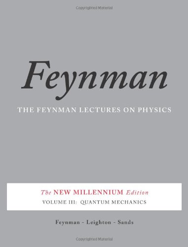 Feynman The Feynman Lectures on Physics  2011 edition cover