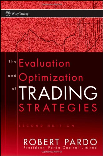 Evaluation and Optimization of Trading Strategies  2nd 2008 9780470128015 Front Cover