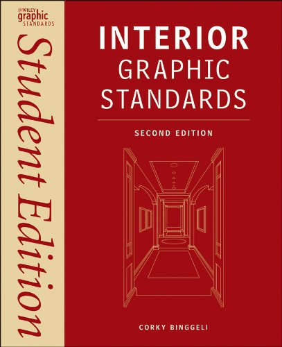 Interior Graphic Standards Student Edition 2nd 2012 (Student Manual, Study Guide, etc.) 9780470889015 Front Cover