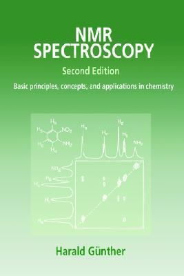 NMR Spektroskopie  2nd 1995 (Revised) 9780471952015 Front Cover