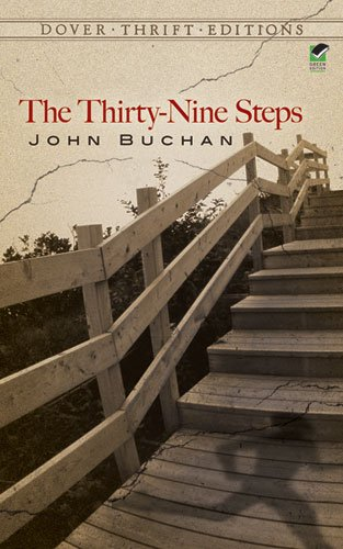 Thirty-Nine Steps   1994 (Unabridged) edition cover