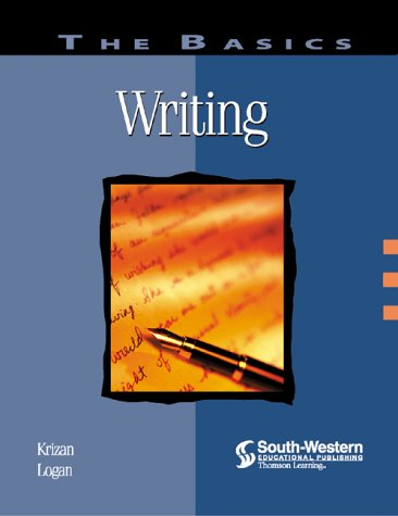 Basics Writing 2nd 2000 (Revised) 9780538723015 Front Cover