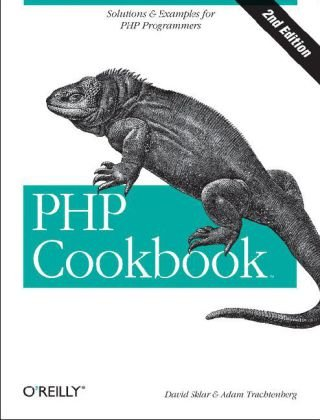 PHP Cookbook  2nd 2006 (Revised) edition cover