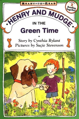 Henry and Mudge in the Green Time  2nd 1987 edition cover