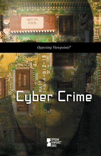 Cyber Crime   2009 9780737742015 Front Cover