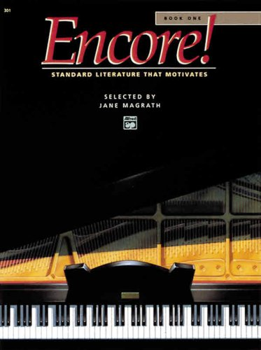 Encore!, Bk 1   1990 edition cover