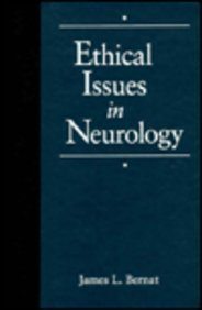 Ethical Issues in Neurology   1994 9780750695015 Front Cover
