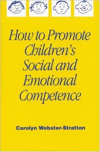 How to Promote Children's Social and Emotional Competence   2000 edition cover
