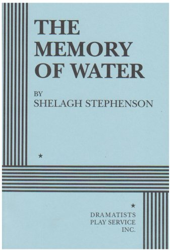 Memory of Water  N/A edition cover