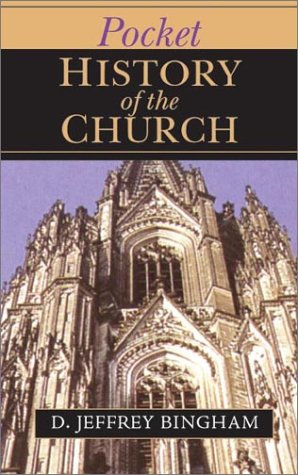 Pocket History of the Church   2002 edition cover